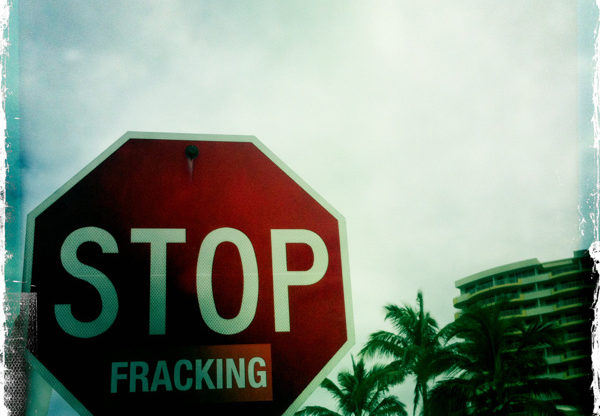 "France Says ""No"" to Fracking"