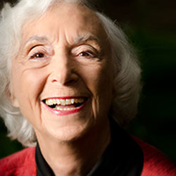 Barbara Marx Hubbard, Ph.D. (1929-2019)