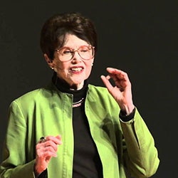 Riane Eisler, Ph.D.