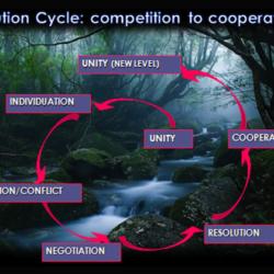 The Evolution Cycle - Sahtouris