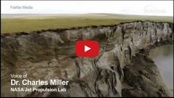 Permafrost: The Climate's Tipping Time Bomb