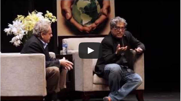 Dr. Deepak Chopra on Consciousness and Clean Energy