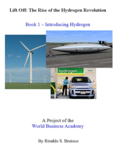 Lift Off: The Rise of the Hydrogen Revolution Book 1 - Introducing Hydrogen