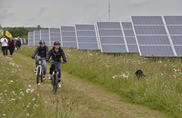 How to Power Paradise? Santa Barbara Forum on Local Energy