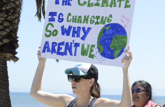 The People's Climate Rally on April 29, A Success!