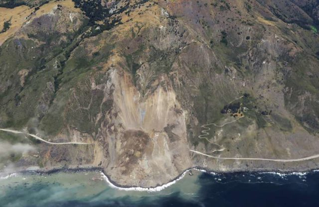 "One Landslide or Natural Disaster and It's ""Lights Out"" for Santa Barbara"