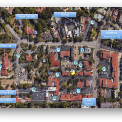 Montecito Community Microgrid Initiative Upper Village Overview