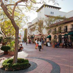 Santa Barbara Retail Center Paseo Nuevo