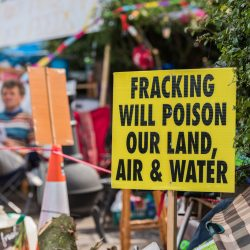 Fracking and drilling will poison our land, air, and water