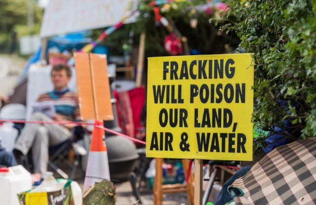 Call to Action: Tell BLM to Stop Drilling and Fracking in Central California!