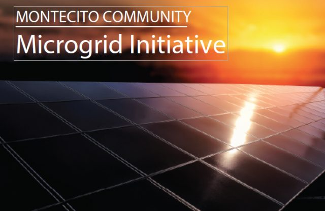 Montecito Community Microgrid Initiative Public Meeting