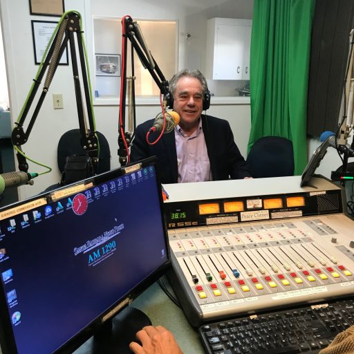 "Follow Our New Radio Program ""Solutions News"" on KZSB 1290AM Friday Afternoons at 5 p.m.!"