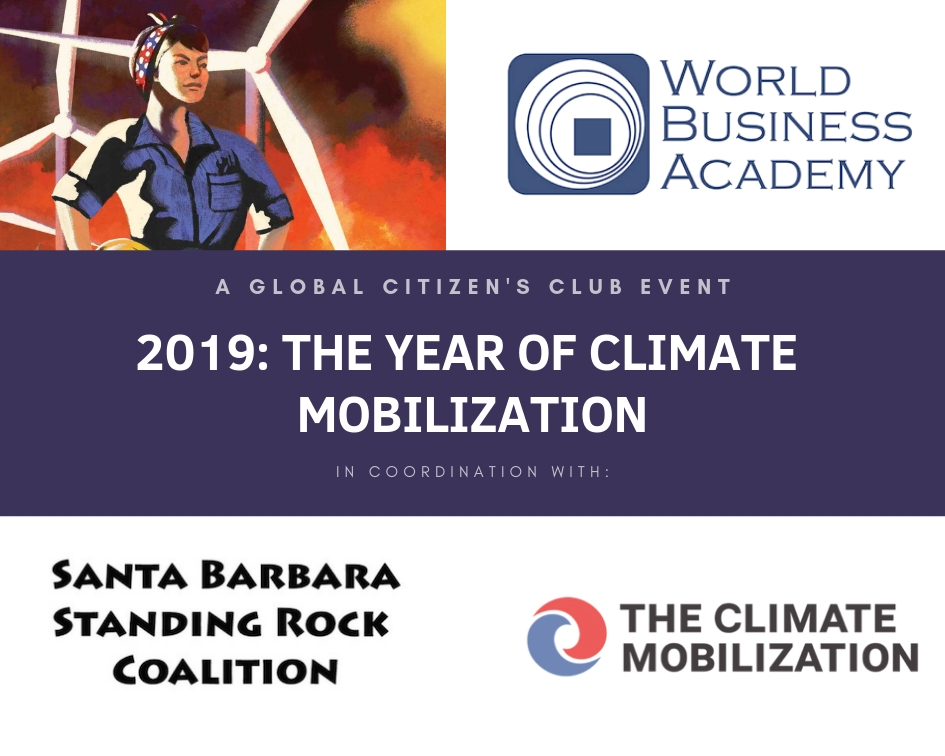 2019: The Year of Climate Mobilization