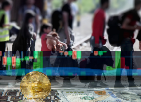 Immigrants, INSTEX and Cryptocurrencies: Insights into the US and Global Economy