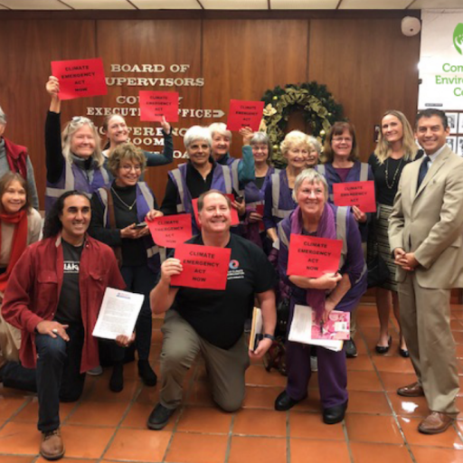 Santa Barbara County Board of Supervisors Recognizes a Climate Emergency