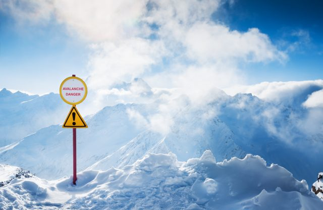 Avalanche warning: are we celebrating the economy in the shadow of doom?