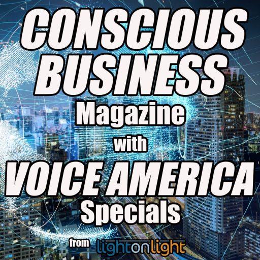 Rinaldo Brutoco on VoiceAmerica's Conscious Business for a Flourishing World