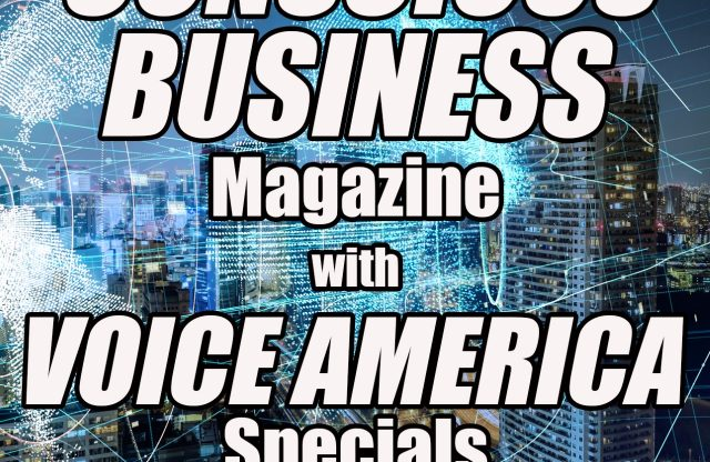 Rinaldo Brutoco on VoiceAmerica's Conscious Business for a Flourishing World
