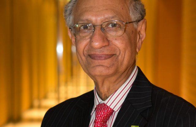 Fellow Spotlight: Ravi Chaudhry