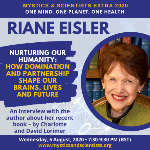 Nurturing Our Humanity – Event with Riane Eisler