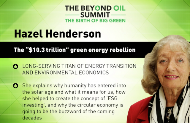 Beyond Oil: The Birth of Big Green