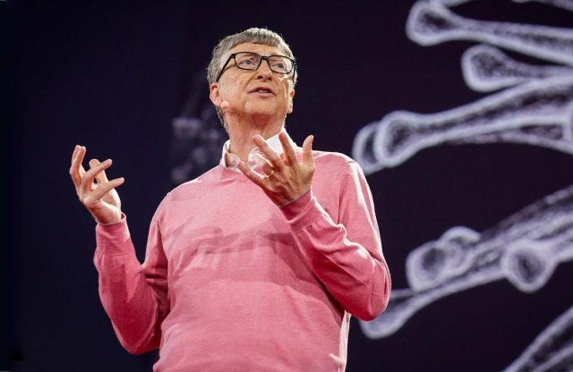 "Perspectives: ""Testing Insanity"" – Bill Gates, Global Public Square"