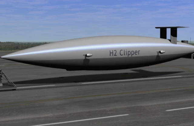 H2 Clipper Presentation – International Hydrogen Aviation Conference (September 3, 2020)