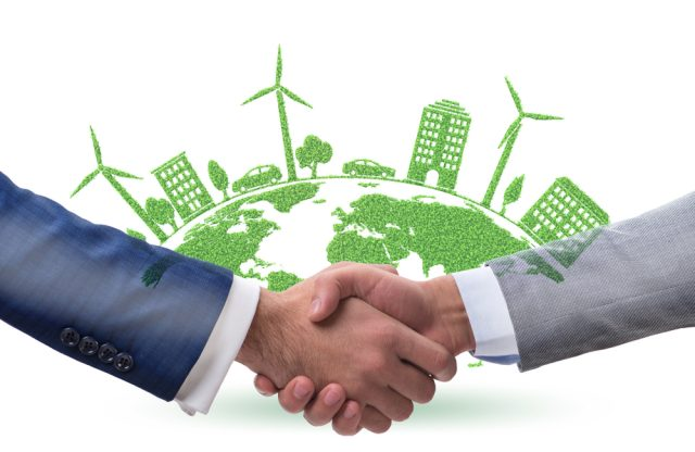 Perspectives: Business Leadership and the Paris Accords