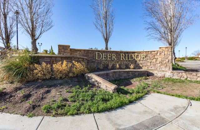 Deer Ridge Update