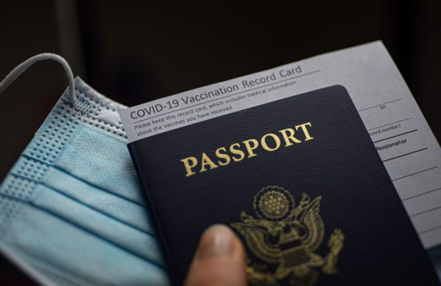 Perspectives: Have Vaccine Passport, Will…