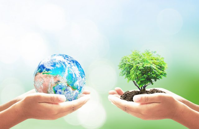 Perspectives: Earth Day – Backwards and Forwards