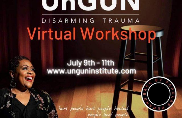 UnGUN Virtual Workshop July 9th-11th