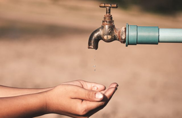 Perspectives: Water, Water… and Not a Drop to Drink